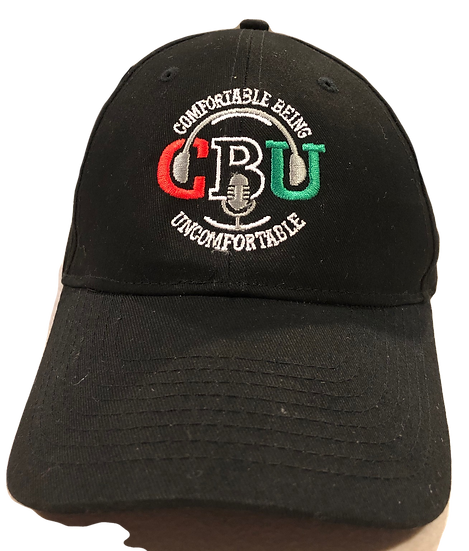 Comfortable Being Uncomfortable Embroidered Cap