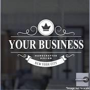 Custom Store Front Logo