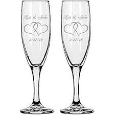 Love is Forever Champagne Glass