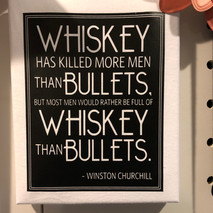 Whiskey and Bullets