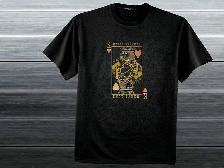 King of Basketball T-shirt