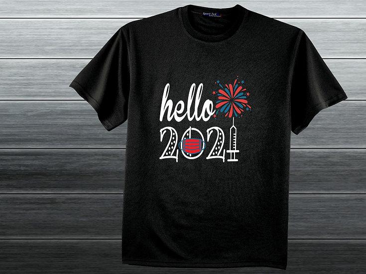 Hello 2021
