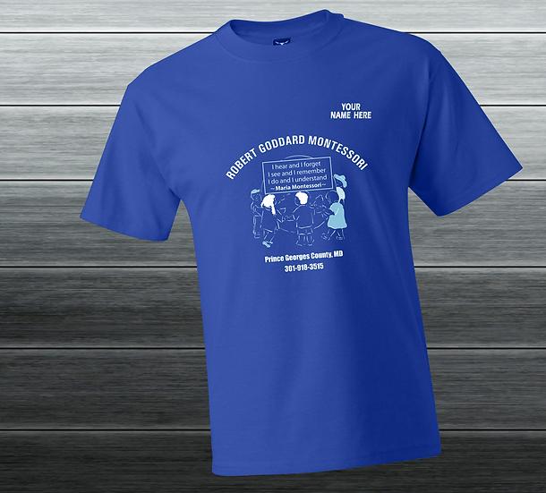 Custom Youth RGMS Official Field Trip Shirt