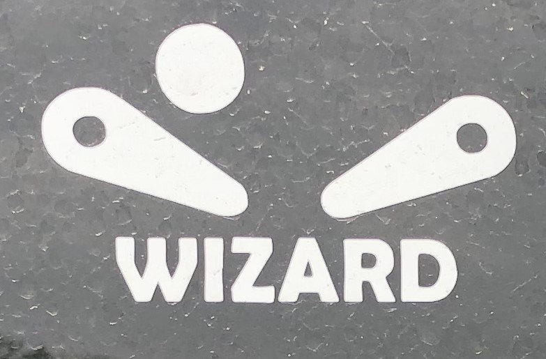 Pinball Wizard Decal