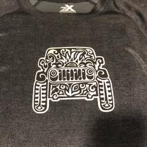 Stylized Jeep T-Shirt