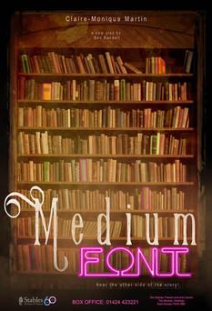 Medium Font