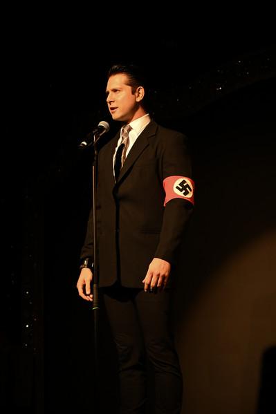 Ross William Wild as Goebbels