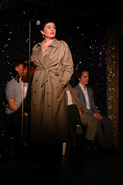 Claire-Monique Martin as Evelyn Klein