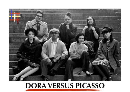 Dora Versus Picasso NYC Run