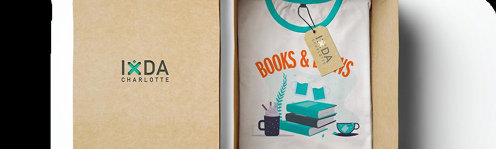 Books & Brews Tshirt