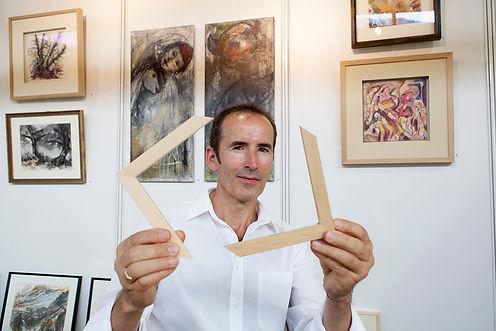 Atelier encadrement d'art de Melo Bessa- Sierre Valais