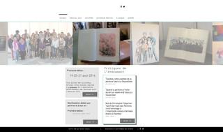 Bienvenue sur le nouveau site web de Saint-Germain des peintres