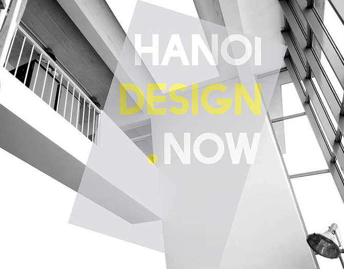 My posters selected for Hanoi Design Now