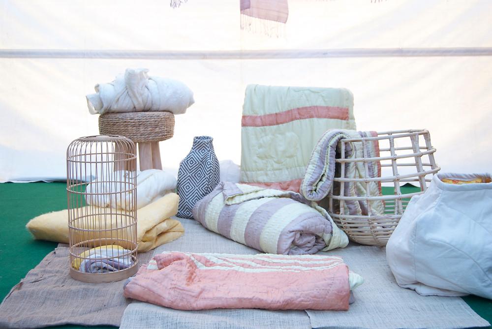 Lifestyle Vietnam textile design Charlotte Juin