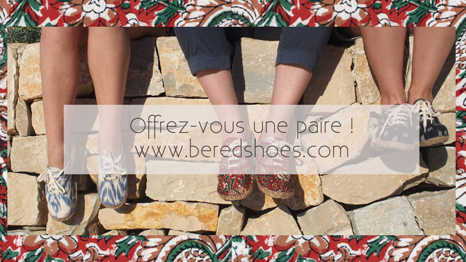 Be Red shoes lance son site !