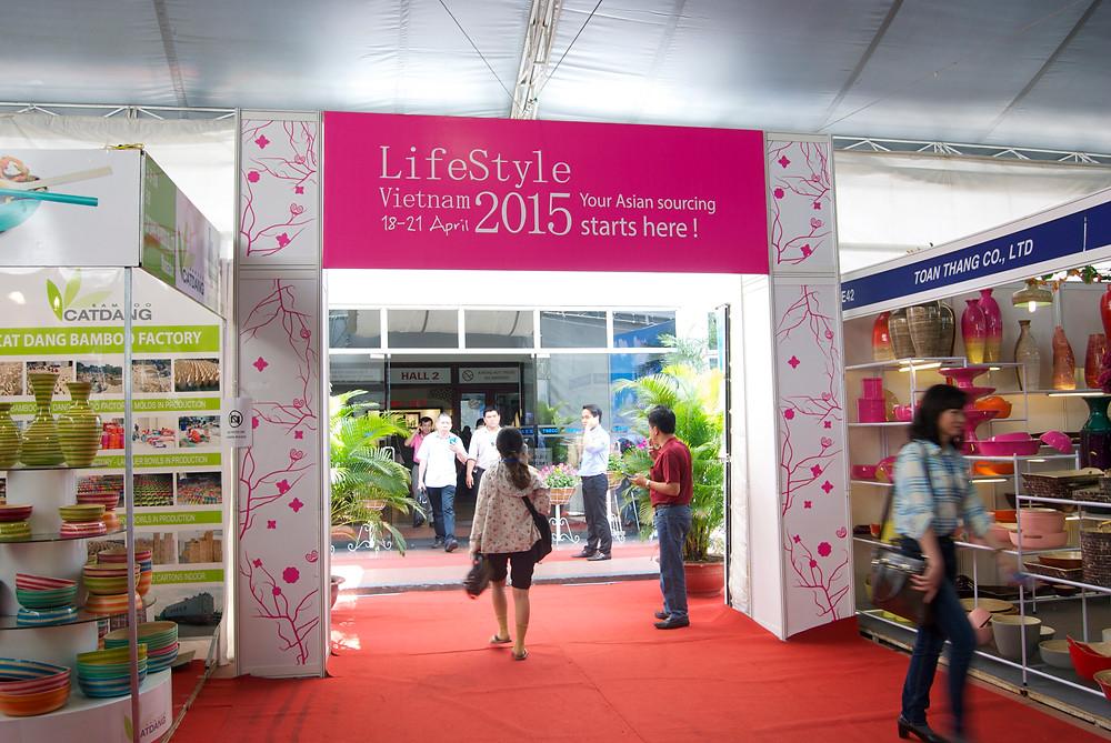 lifestyle vietnam 2015 banner design charlotte juin
