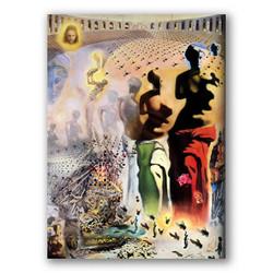 Torero alucinogeno-Copia obras arte famosas salvador dali