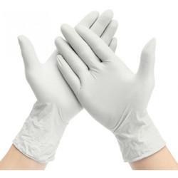 Guantes de latex caucho-Elementos de seguridad industrial guante