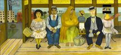 El camion-Copia obras arte famosas frida kahlo
