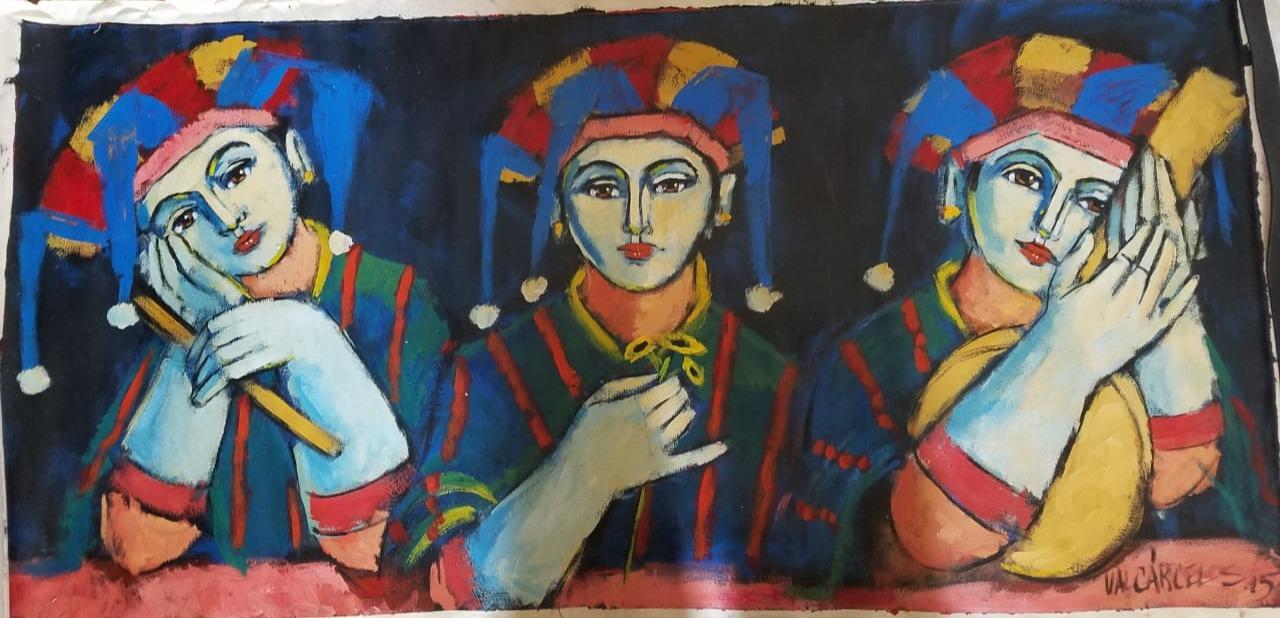 Trío Arlequines - Obras de Arte