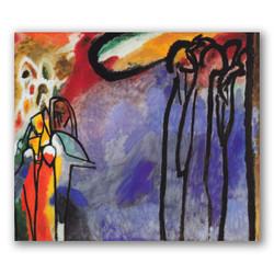 Improvisación 19-Copia obras arte famosas wassily kandinsky