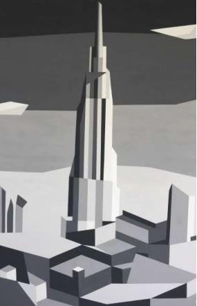 El más alto Tallest - Obras de arte