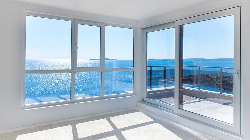 Ventanas de aluminio y vidrio ventaneria