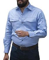 dotaciones empresariales camisa drill azul clara medellin.jpg