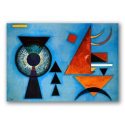 Blando duro-Copia obras arte famosas wassily kandinsky