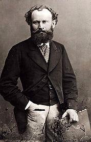 Édouard Manet pintor de obras de arte famoso.jpg