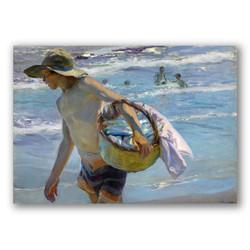 El pescador-Copia obras arte joaquin sorolla y bastida