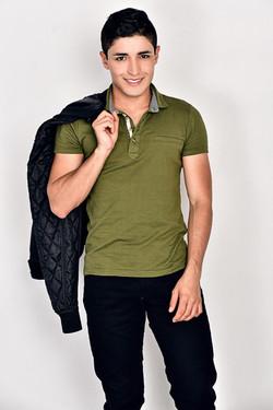 Juan Esteban Vásquez modelos en medellin