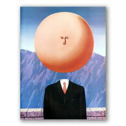 El arte de vivir-Copia obras de arte famosas rene magritte