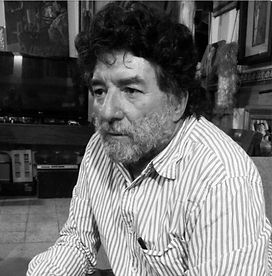 Pintor y escultor Carlos Fernando Gomez