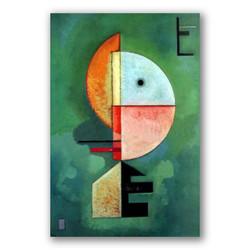 Hacia arriba-Copia obras arte famosas wassily kandinsky