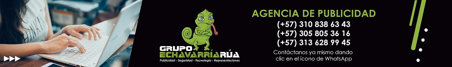 Grupo Echavarria Rua Publicidad, segurid