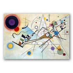 Composición ocho-Copia obras arte famosas wassily kandinsky