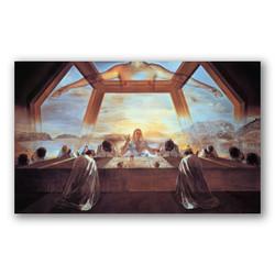 La última cena-Copia obras arte famosas salvador dali