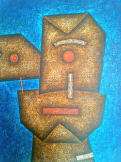 Rostro 1 - Obras de arte