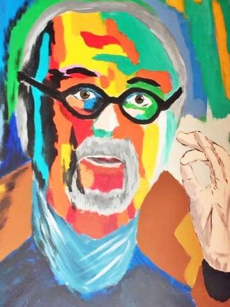 El maestro - Obras de arte