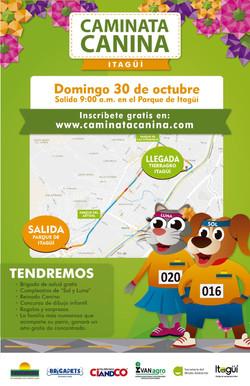Caminta Canina y de Mascotas Tierragro Itagui 2