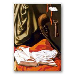 Llave y mano-Copia obras arte famosas tamara de lempicka