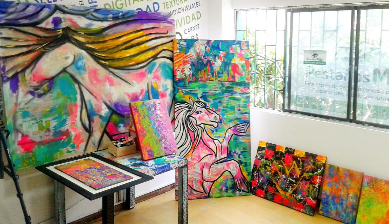 Talleres de obras de arte en medellin 12