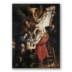El descendimiento de la cruz-Copia obras arte pedro pablo rubens