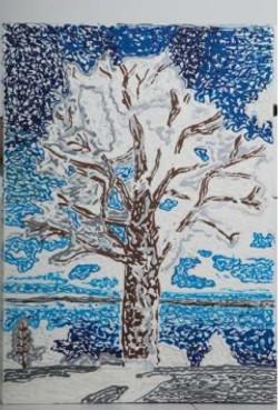 Arbol del cielo - Obras de arte