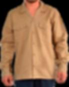 Camisas en dril manga larga dotaciones m
