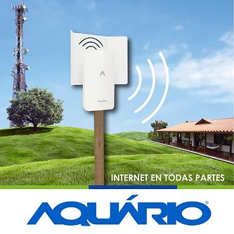 Antenas o modem amplificadores de señal