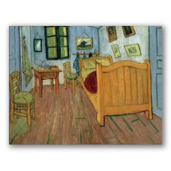 La habitación de Vincent en Arles-Copia obras arte famosas vincent van gogh