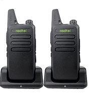 Radios de comunicación walkie talkie para bodegas, almacenes, paseos, caminatas medellin.J