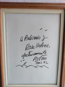 A Belisario y Rose Helene - Obras de art